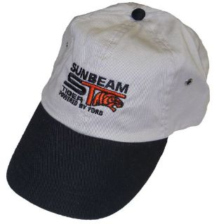 Sell Sunbeam Tiger embroidered hat motorcycle in San Tan Valley, Arizona, United States, for US $12.00