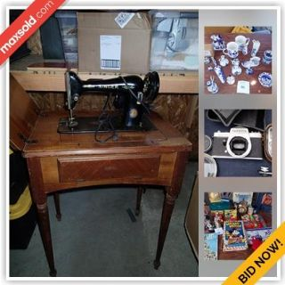 Van Nuys Downsizing Online Auction -..