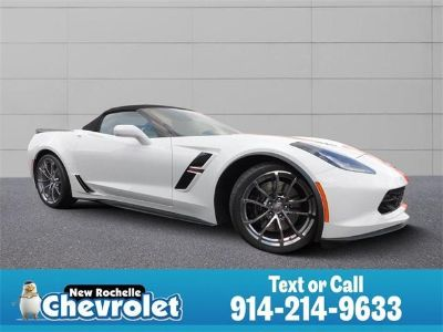2019 Chevrolet Corvette (arctic white)