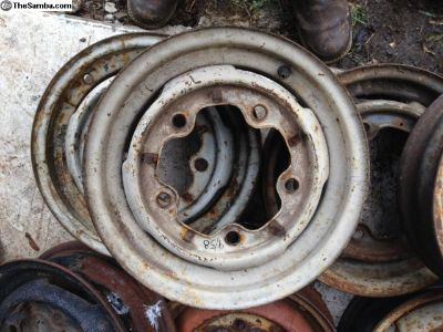 wheel 9/58 pg/sg dove 23 deluxe 15 inch