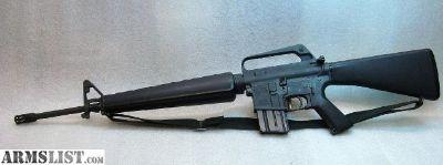 For Sale: Colt AR-15 Pre-Ban SP-1