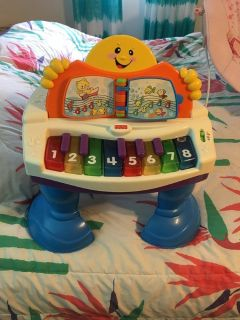 Fisher Price Activity Piano