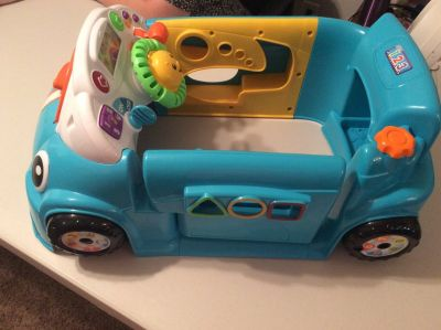 Fisher Price Baby Car Toy