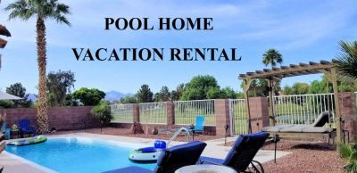 Palo Verde Meadows Vacation Rental 3/2 sleeps 8-10 POOL GREENBELT close in excellent location