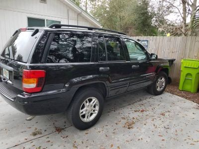 2004 Jeep Cherokee GRAND SPECIAL EDITION
