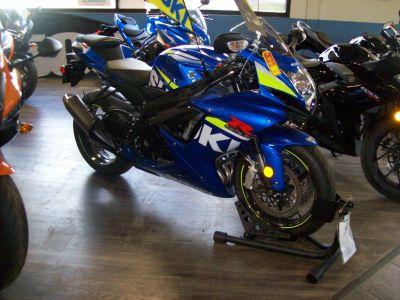 2015 Suzuki GSX-R600 SuperSport Motorcycles Wisconsin Rapids, WI