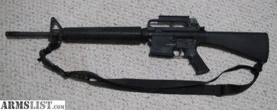 For Sale: Armalite AR10 .308