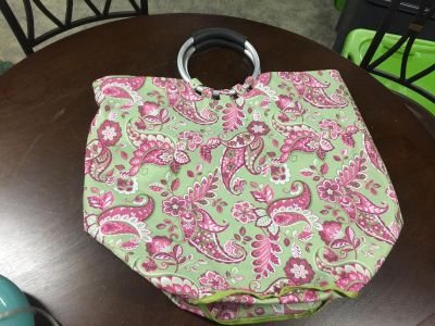 Large, new tote