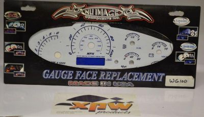 Find NU IMAGE GAUGE FACE REPLACEMENT #171/GM 03-04 SILVERADO/SIERRA/SUB/TAHOE/USA motorcycle in Atoka, Tennessee, US, for US $27.99