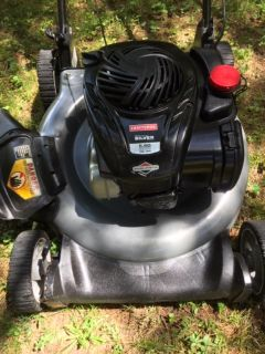 Lawn Mower 21 Inch Craftsman Like New Condition FIRM!