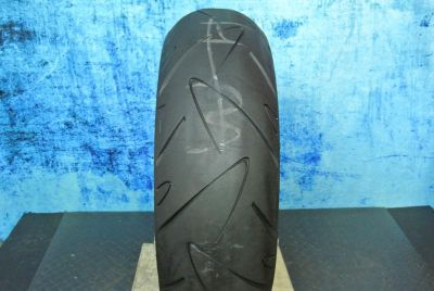 Purchase Used 180/55ZR17 Continental RoadAttack 180/55/17 Rear Tire 2608 61466008 motorcycle in Hollywood, Florida, US, for US $53.50