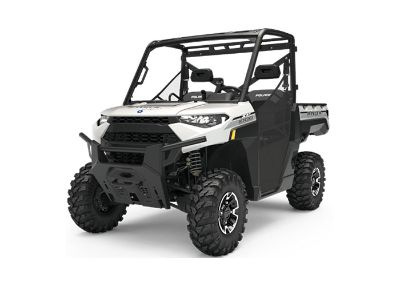 2019 Polaris Ranger XP 1000 EPS Premium Side x Side Utility Vehicles Brazoria, TX
