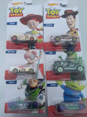 Toy story Car's