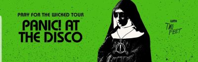 Panic at the disco smoothie king center 2019 concert tickets