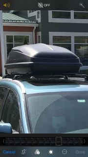 Honda CRV Roof Carrier