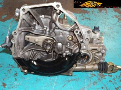 Find 92 00 Honda Civic Hydraulic Manual 5 Speed Transmission S20 JDM D15B D16A ZC motorcycle in Irving, Texas, United States, for US $298.00