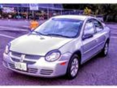 2005 Dodge Neon for Sale by Owner