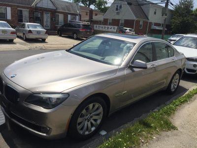 2010 BMW MDX 750Li (Tan)