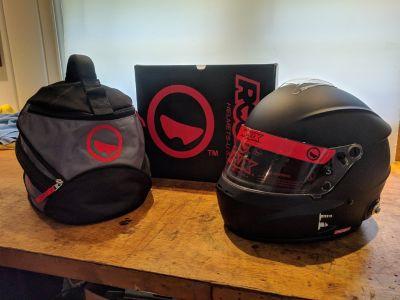 Roux R1-F With Helmet Bag