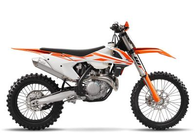 2017 KTM 450 XC-F Competition/Off Road Motorcycles Wilkes Barre, PA