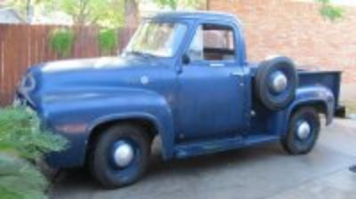 1955 Ford Truck - Cars for Sale Classifieds - Claz org