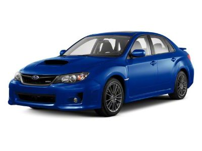 2011 Subaru Impreza WRX Limited (Dark Gray Metallic)