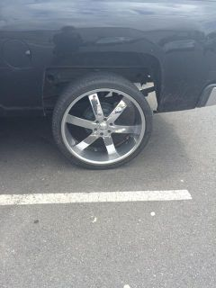 $2,000, 26 rims and tires