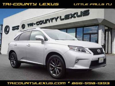Used 2015 Lexus RX 350 AWD 4dr