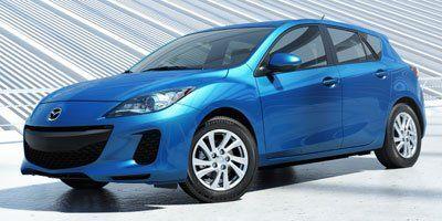 2012 Mazda Mazda3 i Touring (Black Mica)