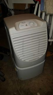 Whirlpool Dehumidifier as is- needs cleaning
