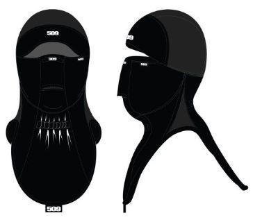 Sell 509 Adult Heavyweight Pro Balaclava Snowmobile Snowboarding Ski Headwear Helmet motorcycle in Longview, Washington, United States, for US $54.95