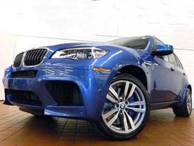 2013 BMW X5 M (Monte Carlo Blue Metallic)