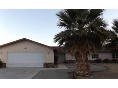 4 Bed 2 Bath Foreclosure Property in Yucca Valley, CA 92284 - Paxton Rd