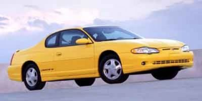 2003 Chevrolet Monte Carlo SS (Victory Red)