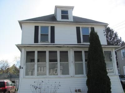 3 Bed 1.5 Bath Foreclosure Property in Binghamton, NY 13903 - Hayes St