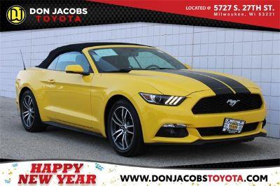 2016 Ford Mustang (Triple Yellow Tri-Coat)