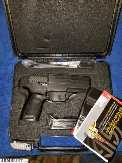 For Sale: BNIB ~ Sig Sauer P320C 9mm