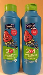Suave Kids $3 for both!