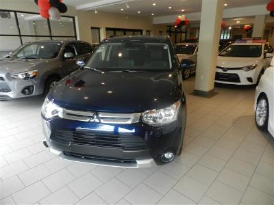 2015 Subaru Outlander 4WD 4dr SE (Blue)