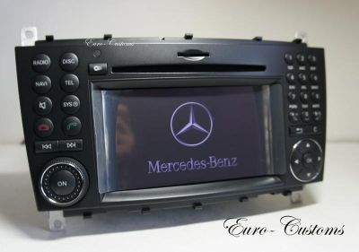 Buy 2012 Mid East Mercedes W463 G350 G550 G55 CLC HDD Navigation Comand Changer DVD motorcycle in Irvine, California, US, for US $1,697.78