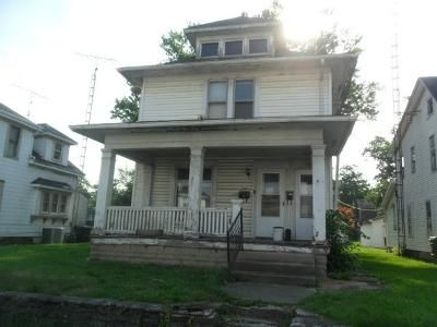 2 Bed 4 Bath Foreclosure Property in Richmond, IN 47374 - S 8th St