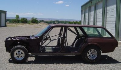 Dodge Aspen Or Plymouth Volare Wagon..Older Unfinished Super
