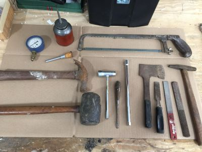 MIXED LOT OF TOOLS all for $12
