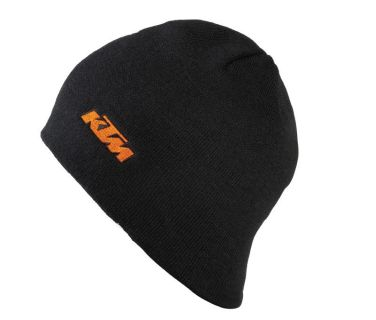 Purchase Fox Racing KTM Fit Beanie Stocking Cap One Size Fits All OSFA Black 05418-001-OS motorcycle in Lee's Summit, Missouri, US, for US $20.79