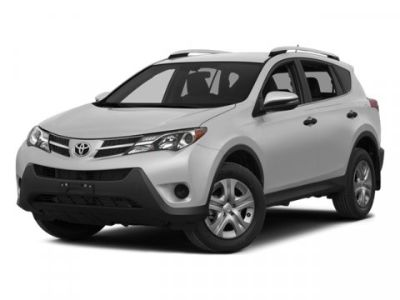 2014 Toyota RAV4 Limited (MAGNETIC GRAY)