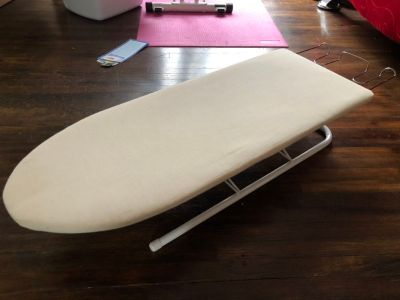 Ironing Board, tabletop - like new