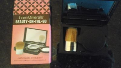 Bare Minerals Refillable Compact