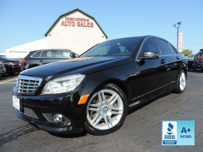 2010 Mercedes-Benz C-Class 4dr Sedan C 350 Sport RWD