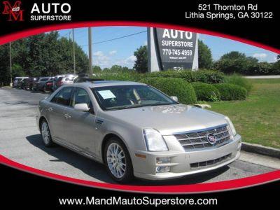 2009 Cadillac STS V6 (Tan)