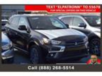 $14769.00 2018 Mitsubishi Outlander Sport with 7941 miles!